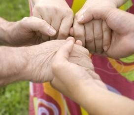 Solidarite avec la personne agée